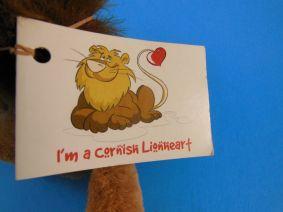 De zeldzame Whiskers leeuw