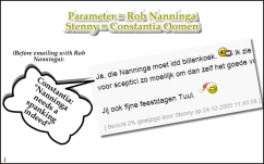 FOK verhaal van Rob Nanninga (Parameter) en Constantia (Stenny) - 1