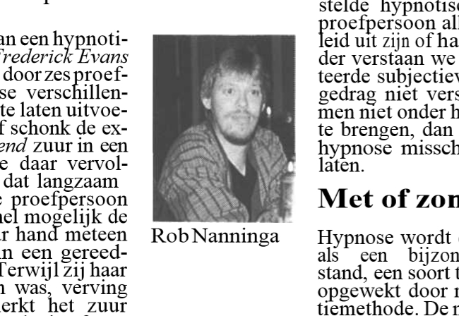 Rob Nanninga, Skepter, Volume 2, #2, June 1989