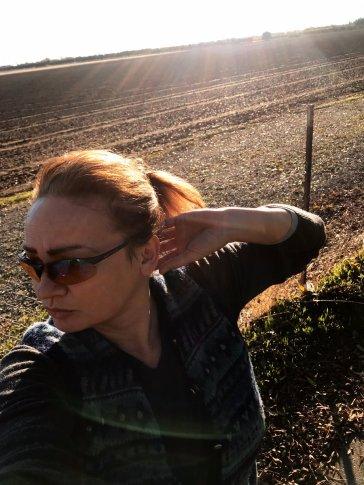 Constantia, 6 december 2018, fietsen, Davis, locatie: Impossible Acres