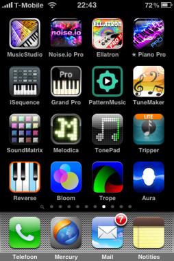 Rob Nanninga iPhone apps 2010