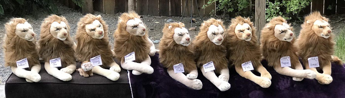 Leeuwenharten