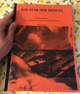 """Constantia Maria Oomen, doctoraal these, """"Verschlungenheit"""" van geschiedenis en kunst, een Leitmotiv"""