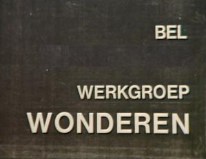 BEL WERKGROEP WONDEREN (alias Rob Nanninga)