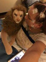 In het Woodland Sleep Reseacrh Center met Rob Lion Young