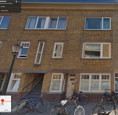 Weststraat 20, Google Maps foto