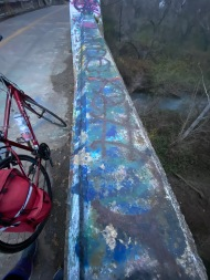 Graffiti Bridge, Winters, CA